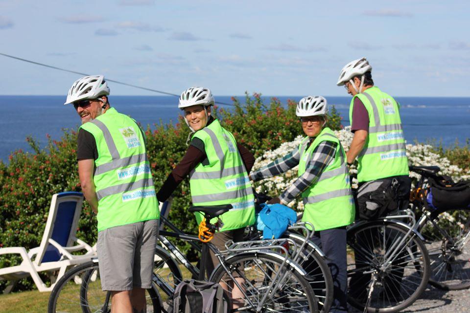 Cycling in Connemara